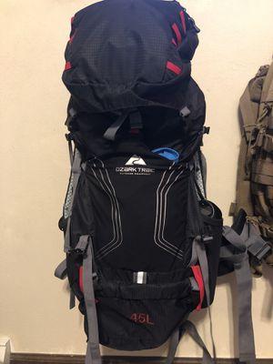 Ozark trail 45L backpack for Sale in O'Fallon, IL