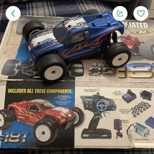 Losi Rc18t Rc Car for Sale in Long Beach, CA