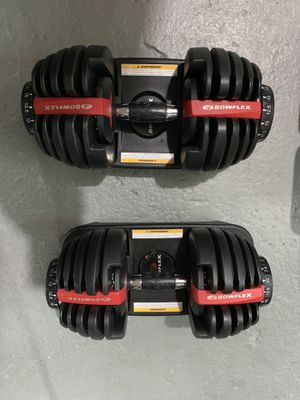 Bowflex Dumbells for Sale in Akron, OH