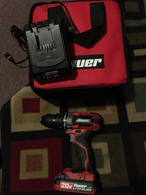 Brand new Bauer 20v drill for Sale in Long Beach, CA