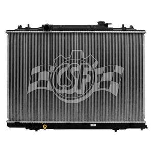 CSF Radiator 3644 - OE Replacement 19.69 x 30.25 x 0.63 in. Core Size Aluminum Core, Plastic Tank, Direct Fit for Sale in Elizabeth, NJ