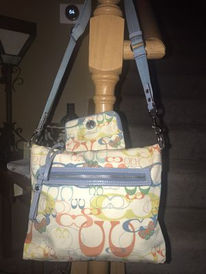 Coach Optic Butterfly Bag for Sale in Monticello, MN