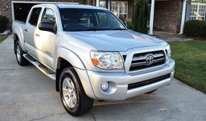 Nice 2005 Toyota Tacoma 4WDWheels One Owner for Sale in Baltimore, MD
