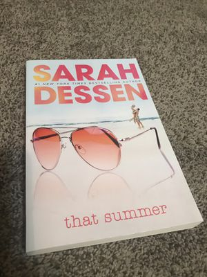 That Summer By Sarah Dessen for Sale in Fort Spring, WV