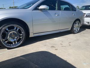 "D.I.P. 20"" Rims with Buttons and Tires for Sale in Nashville, TN"