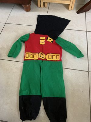 Robin costume for Sale in Hollywood, FL