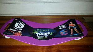 Workout board with a twist for Sale in Everett, MA