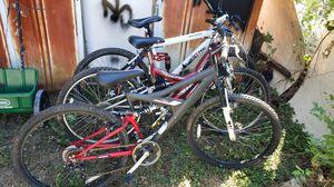 Mountain bikes fs for Sale in Dallas, TX