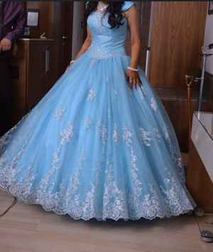 Disney Sleeping Beauty Quinceanera Dress for Sale in Cherry Hill, NJ