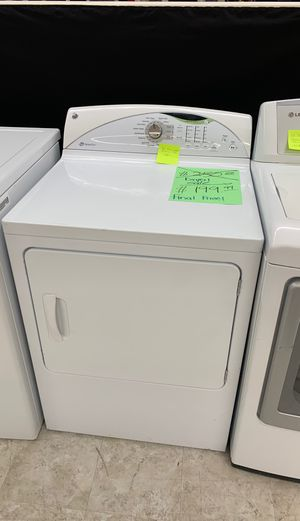GE front load electric dryer in perfect condition! for Sale in Beltsville, MD