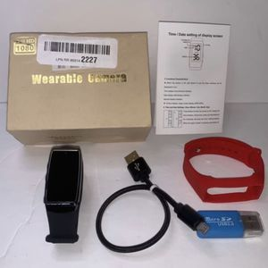 Wearable Spy Bracelet Video Recorder for Sale in San Bernardino, CA