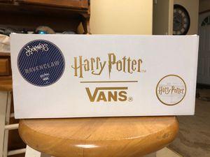 Harry Potter (Ravenclaw) Vans Size 8 Women's for Sale in Sequim, WA