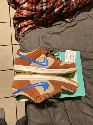 Nike dunk sb dusty peach 9.5 for Sale in Altadena, CA