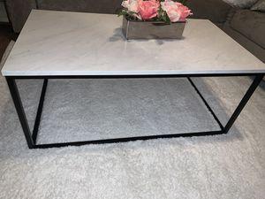 Marble Coffee Table for Sale in Ellenwood, GA