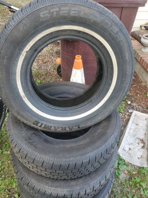 White wall tires for Sale in Toms River, NJ