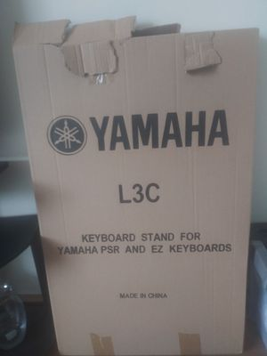Yamaha LC3 KEYBOARD STAND for Sale in St. Louis, MO