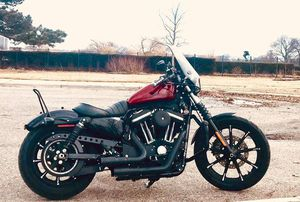 2017 Harley Davidson Sportster Iron 883 for Sale in Canton, MI