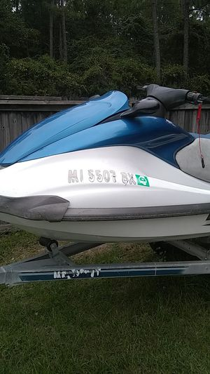 Yamaha FX140 2002 for Sale in Gautier, MS