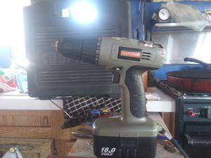Craftman cordless drill for Sale in Odessa, TX
