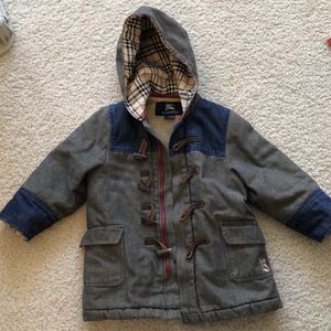 Burbuerry Kids Coat For 3 Yrs for Sale in Irvine, CA