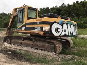 2002 Caterpillar 325BL excavator running conditions engine just rebuild for Sale in Miami, FL