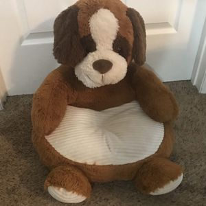 Toddler chair Puppy Dog Plush Toy Just $5 for Sale in Port St. Lucie, FL