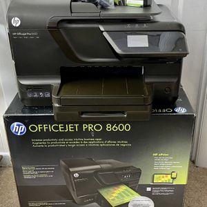 HP Officejet Pro 8600 All-in-One Wireless Printer for Sale in Richmond, VA