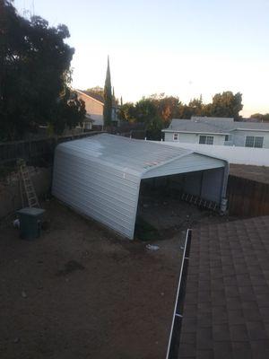 Carport rv storage for Sale in Oakley, CA