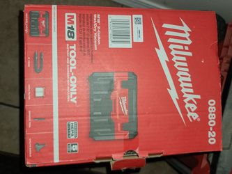 Milwaukee M18 Vacuum(Tool Only) for Sale in Spring Valley,  CA