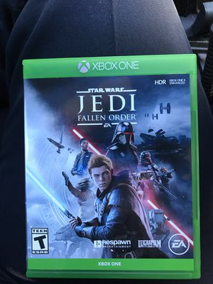 Jedi Fallen Order - Xbox for Sale in Crowley, TX