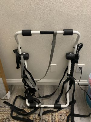 2 bike trunk mount rack for beach cruisers for Sale in Santa Monica, CA