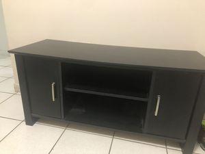 Black TV Stand for Sale in Hialeah, FL