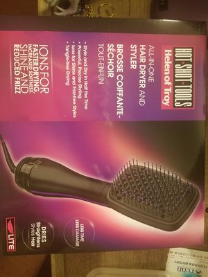 Hair Dryer and Styler (Helen of Troy) for Sale in San Ramon, CA