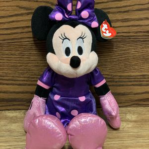 Minnie TY Plush for Sale in Las Vegas, NV