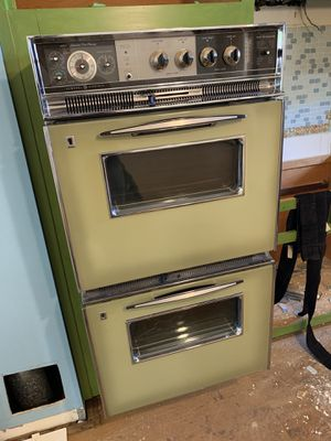 GE Double oven for Sale in Willowbrook, IL