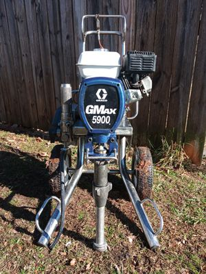 5900 Graco gmax paint sprayer for Sale in Tampa, FL