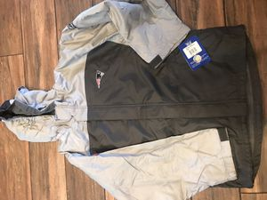 Kids new England patriots Reebok jacket and shirt for Sale in Manalapan Township, NJ
