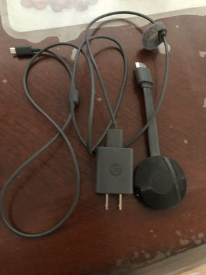 Google chromecast for Sale in Fresno, CA