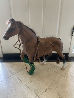 Horse for American girl sized doll for Sale in Tualatin, OR