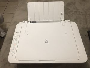 Canon scanner and printer for Sale in Hialeah, FL