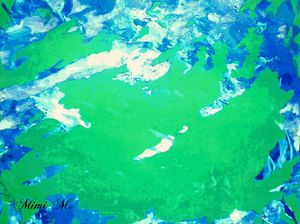 """Earth Abstract #3"" Art Print for Sale in Orlando, FL"