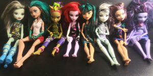 8 Monster High Dolls for Sale in West Valley City, UT