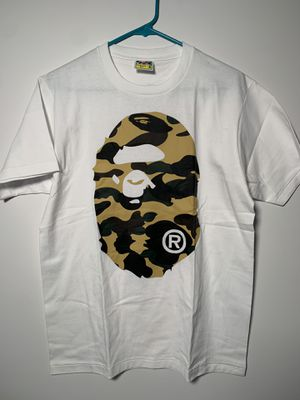 Bape head tee double sided for Sale in New Britain, CT