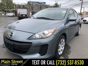 2012 Mazda Mazda3 for Sale in Brunswick, NJ