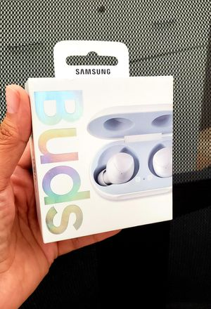 New Samsung Buds bluetooth headphones for Sale in Seattle, WA