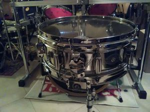 Rogers Dyna-Sonic 1960s vintage snare drum (Very Rear) drum set for Sale in Clinton, MD