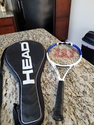 Tennis racket for Sale in Canton, GA