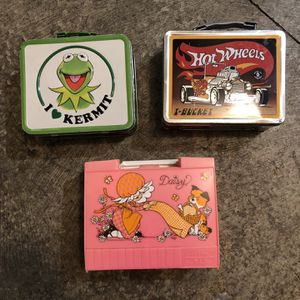 Three Lunchboxes for Sale in Tigard, OR