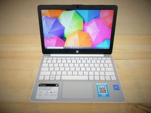 "HP laptop. Stream 11.6"" New Open Box. Delivery for Sale in Silver Spring, MD"