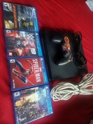 PS4 CONSOLE for Sale in Whittier, CA